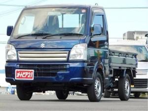 スズキ キャリイトラック KCスペシャル 4WD 三方開 5速ミッション フル装備