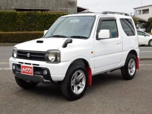 スズキ ジムニー XC ・フル装備・4WD・電動格納ミラー・5MT・CDデッキ・キーレスエントリー・ワンオーナー・純正マッドガード