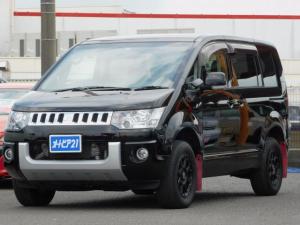三菱 デリカD:5 D パワーパッケージ ・ナビTV・バックカメラ・ETC・両側パワースライドドア・クルーズコントロール・パドルシフト・シートヒーター・16社外アルミホイール・4WD