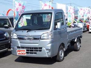 ダイハツ ハイゼットトラック エクストラSAIIIt エコアイドリング ブレーキアシスト キーレス 4WD付