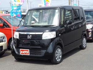 ホンダ N-BOX G ナビ 地デジ エコアイドリング スマートキー ETC付