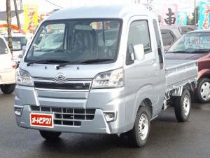 ダイハツ ハイゼットトラック ジャンボ エアコン パワステ キーレス フォグランプ 4WD ハンルーフ