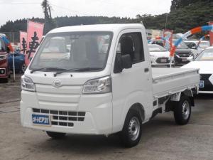 ダイハツ ハイゼットトラック スタンダードSAIIIt エアコン パワステ 4WD スマートアシストIII LEDヘッドライト ABS エアバッグ