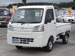 ダイハツ ハイゼットトラック スタンダード 農用スペシャルSAIIIt エアコン パワステ 4WD スマートアシストIII ABS