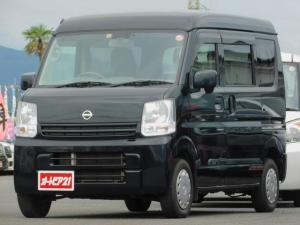 日産 NV100クリッパーバン GXターボ フルタイム4WD ターボ車 ETC カロッツェリア ナビTV Bluetooth Audio CD DVD 電動格納ミラー 後席セパレートシート オーバーヘッドシェルフ 走行67,000km AT車