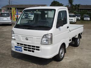 日産 NT100クリッパートラック DX エアコン パワステ 2WD ヘッドライトレベライザー