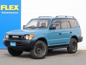 トヨタ ランドクルーザープラド 3.0 TX ディーゼルターボ 4WD ロングボディ