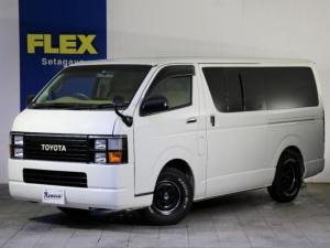 トヨタ ハイエースバン S-GL Renoca by FLEX 内外装フルカスタム
