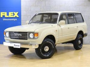 トヨタ ランドクルーザー80 4.2 VX EGR装着車 ディーゼルターボ 4WD