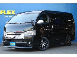 トヨタ ハイエースワゴン 2.7 GL ロング ミドルルーフ 【FLEX ナビPKG】