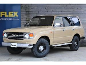 トヨタ ランドクルーザー80 4.5 VXリミテッド 4WD 低走行車