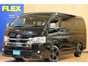トヨタ ハイエースワゴン GL パーキングサポート FLEX Ver.2