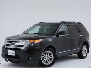 フォード エクスプローラー XLT ユーザー様買取車両