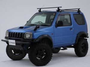 スズキ ジムニー XC リフトアップ/ユーザー様買取車両/360度画像