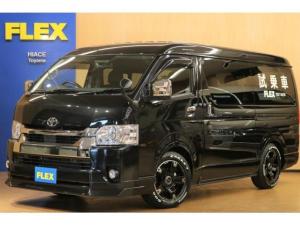 トヨタ ハイエースワゴン GL FLEXオリジナル内装架装Ver1