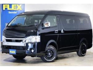 トヨタ ハイエースワゴン GL FLEX内装架装Ver1 オフロードPKG