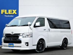 トヨタ ハイエースワゴン GL FLEXオリジナル内装架装Ver5