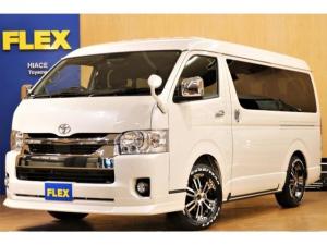 トヨタ ハイエースワゴン GL FLEXオリジナル内装架装Ver1.5
