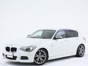 BMW 1シリーズ M135i シュニッツアーエアロ/ローダウン/マフラー/本革