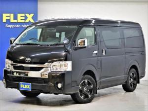 トヨタ ハイエースワゴン GL FLEX Ver1 ナビ フリップダウンモニター