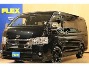 トヨタ ハイエースワゴン GL FLEX内装架装Ver.5