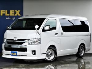 トヨタ ハイエースワゴン GL Ver1 DENIM