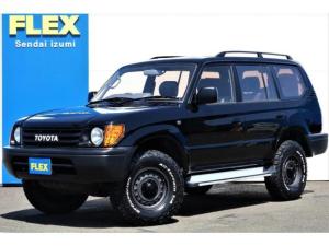 トヨタ ランドクルーザープラド TX TX 1KZ3000ccディーゼルターボ 5速マニュアルミッション 丸目&ナローボディー換装 NEWペイント DEANコロラド16AW&BFグッドリッチKO2 レンズ全換装 シートカバー