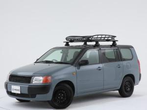 トヨタ プロボックスバン GL アンヴィル全塗装済 / ブラックルーフ / 専用デザインシートカバー / THULE製ルーフキャリア / 木目調カーゴマット