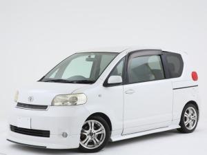 トヨタ ポルテ 150r MANARAYSPORT 16インチアルミ/ダウンサス/フルエアロ/オートスライドドア/カロッツェリア HDDサイバーナビ/バックカメラ