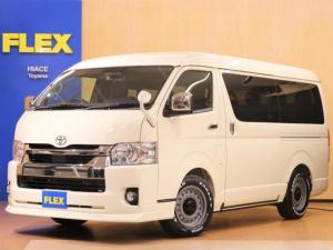 トヨタ ハイエースワゴン GL FLEXオリジナル内装Ver.1デニム