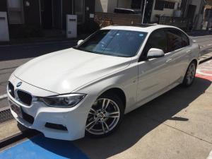 BMW 3シリーズ 320i Mスポーツ 自社買取ワンオーナー禁煙SRクルコン