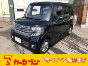 ホンダ N-BOXカスタム G・Lパッケージ パワースライド 4WD