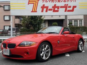 BMW Z4 2.5i 革 店頭買取車
