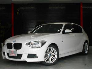 BMW 1シリーズ 120i Mスポーツ/アイドリングストップ/ETC