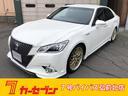 トヨタ/クラウンハイブリッド アスリートS Four 4WD スタッドレス