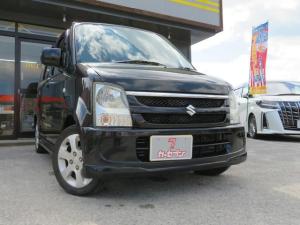 スズキ ワゴンR FX-Sリミテッド 4WD シートヒーター キーレス 盗難防止システム CD/MD