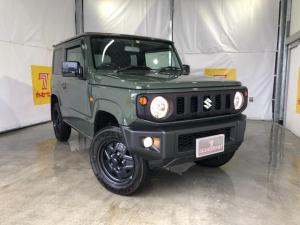 スズキ ジムニー XL 4WD 社外ナビ/TV/シートヒーター/DAC
