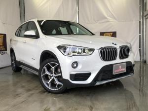 BMW X1 xDrive 18d xライン ツインサンルーフ/ブラウンレザーシート/アンビエントライト/パワーリアゲート