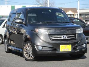 トヨタ bB Z Qバージョン 社外メモリーナビ スマートキー キセノンライト ブラック内装