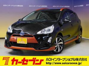 トヨタ アクア X-アーバン オートエアコン シートヒーター オートライト スマートキー CD  純正16インチAW ETC