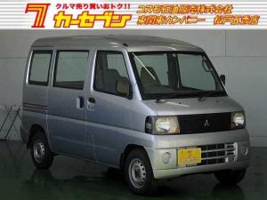 三菱 ミニキャブバン - AT ハイルーフ エアコン