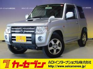 三菱 パジェロミニ VR 社外CD AUX シートヒーター 15AW