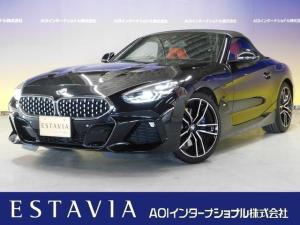 BMW Z4 sDrive20i Mスポーツ ナビ オートLED レザーシート 衝突軽減ブレーキ バックカメラ ETC 追従クルコン BTオーディオ USB