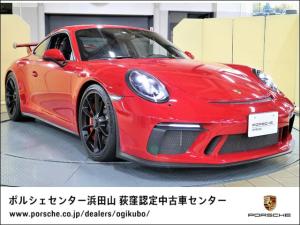 ポルシェ 911 GT3 クラブスポーツパッケージ