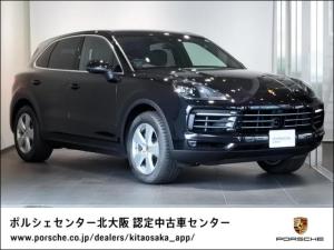 ポルシェ カイエン ティプトロニックS 4WD 1オーナー/新車保証/ス