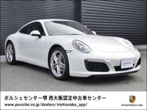 ポルシェ 911 911カレラ PDK LED SPクロノ