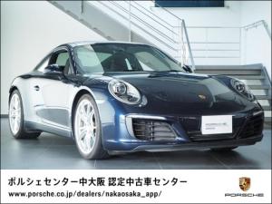 ポルシェ 911 カレラ PDK 1オーナー/禁煙車/認定中古車保証