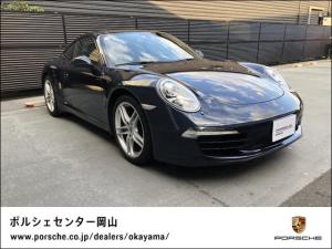 ポルシェ 911 カレラ PDK MY15 PASM 認定中古車保証