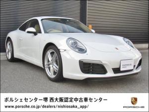 ポルシェ 911 911カレラ PDK ポルシェエントリー&ドライブシステム