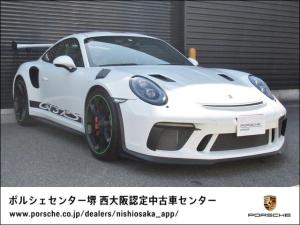 ポルシェ 911 911GT3RS PDK PDLS付LEDヘッドライト